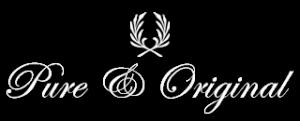 pure & original logo